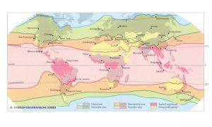Fysisch-Geografische zones